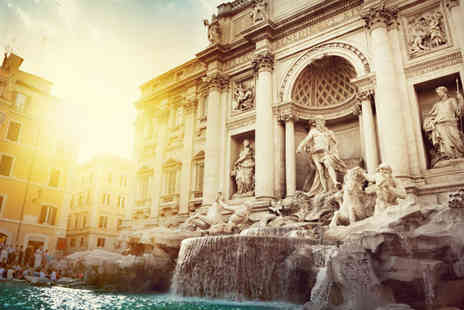 Blue Sea Holidays - Two night in Rome Break with Return Flights - Save 50%