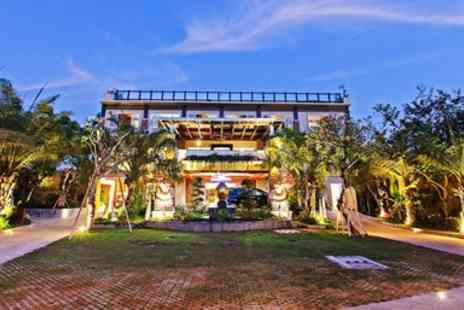 The Leaf Jimbaran Villa - Three Night Stay for two with Transfers - Save 42%