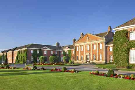 De Vere Mottram Hall Spa - Spa Day with Massage, Facial and Afternoon Tea - Save 47%