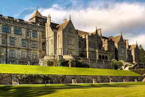 Bovey Castle and Spa -  Dartmoor Castle Spa Day including Treatments, Lunch & More - Save 46%