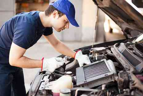Autobahn - Car service, 60 point inspection and diagnostic - Save 73%