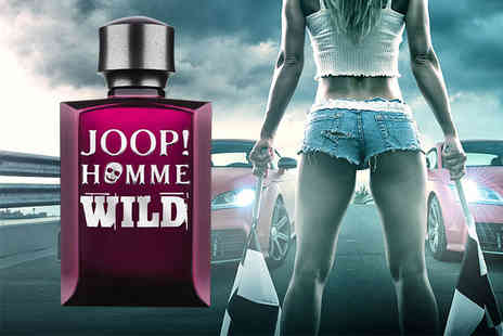 The Beauty Store - 200ml bottle of Joop Homme Wild eau de toilette spray - Save 72%