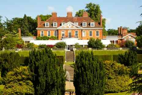 De Vere Venues Hunton Park - One or Two Nights stay For Two With Breakfast With Option For Dinner And Wine - Save 0%