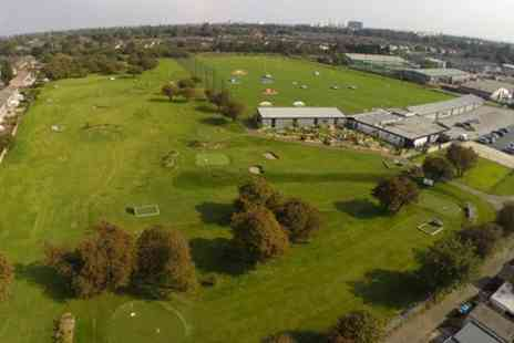 Footgolf Yorkshire - Footgolf Games for Two Children, Two Adults or a Family  - Save 50%