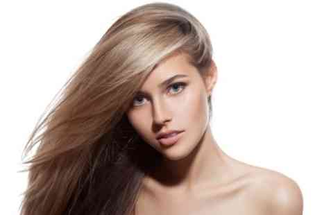 Cher Salon  - Wash, Cut and Blow Dry with Optional Highlights  - Save 51%
