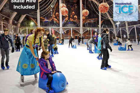 Meadowhall On Ice - Meadowhall Festive Ice Skate Two - Save 47%