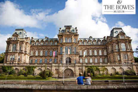 The Bowes Museum - Entry to The Bowes Museum - Save 43%