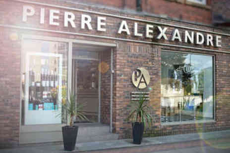 Pierre Alexandre - Haircut, Blow Dry, and Conditioning Treatment - Save 58%