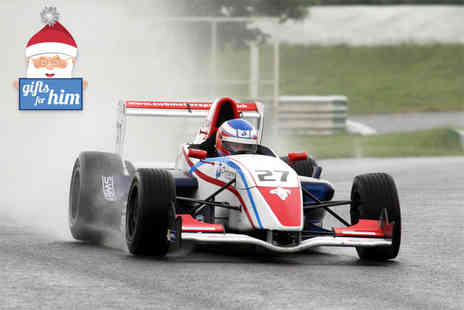 SWB Motorsport - 90 minute Formula Renault driving experience - Save 50%