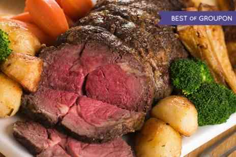 Beach View Restaurant - Sunday Roast For Two - Save 45%