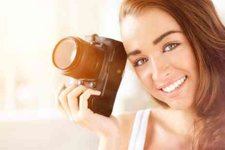 The School of Photography - Four Hour Photography Course for One  - Save 60%