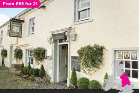 Cavendish Arms - One, Two or Three night in Lake District Inn Stay for Two - Save 38%