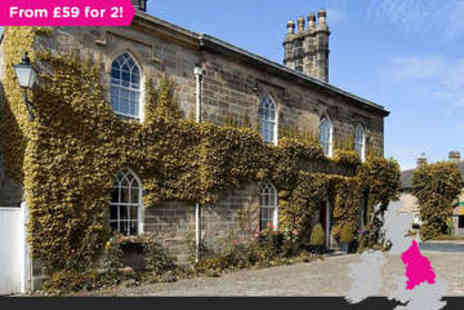 The Boars Head and Ripley Castle - Overnight in Harrogate  Break for two - Save 0%