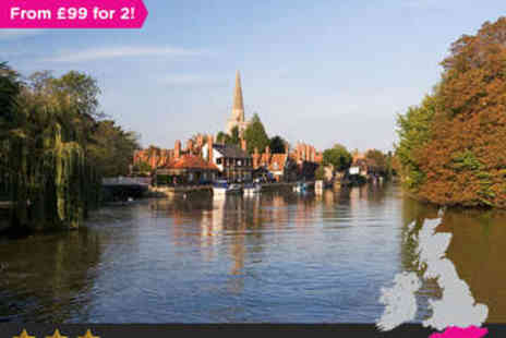 Oxford Abingdon Hotel - Overnight in Abingdon-on-Thames Getaway plus Dinner - Save 0%