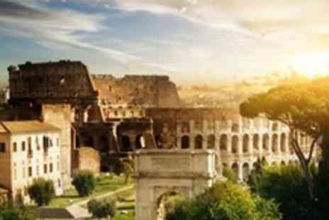 Black Hotel - In Rome Three Night Stay For Two With Buffet Breakfast - Save 82%