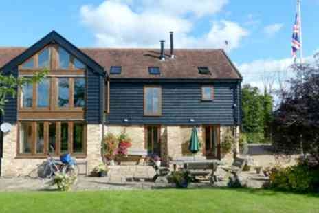 Grove Barn Guest Rooms - One or Two Nights stay For Two With Breakfast - Save 34%