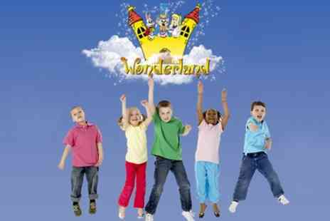 Wonderland Midlands - Entry to Wonderland Midlands of Five on 27 December or  3 January - Save 75%