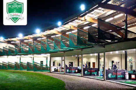 Trafford Golf Centre - 150 Driving Range Balls with Club Hire - Save 54%