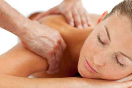 The Physio Crew - Sports or Deep Tissue Massage - Save 53%