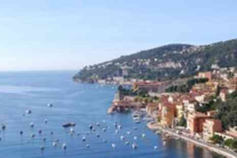Hôtel Cristal - In Cannes Three Night Stay For Two With Champagne and Breakfast - Save 70%