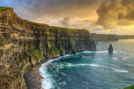 Ireland Round Trip - Seven Nights stay including car rental plus breakfast - Save 0%