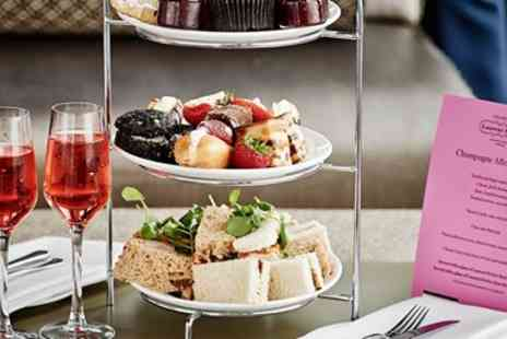 Quadrate Catering - Afternoon Tea for Two - Save 35%