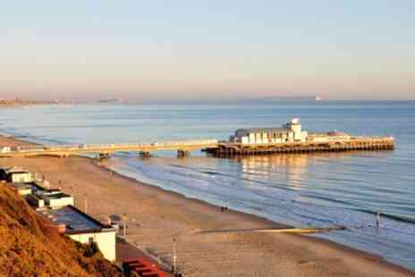Hotel Royale - Bournemouth Break for Two with Dinner and Prosecco - Save 49%
