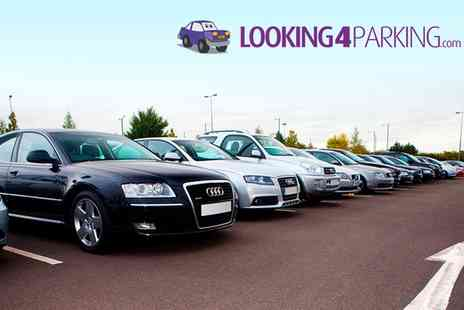 Looking4Parking - Park & Ride  - Save 0%