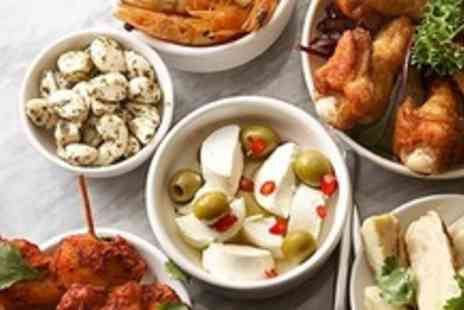 Mango - Choice of Tapas or Mezza Dishes For Four With Cocktails or Sangria - Save 64%