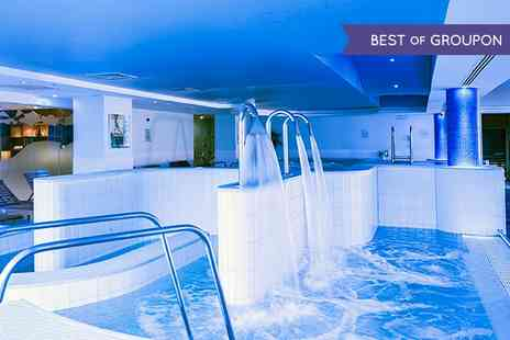 The St Davids Hotel - Two 5 star Spa Treatments and Lunch for One   - Save 44%