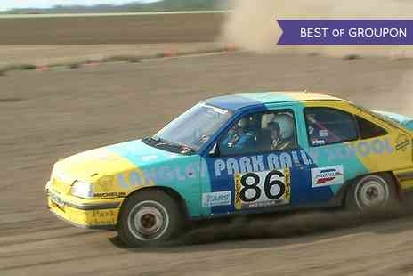 Langley Park Rally School - 30 Lap Rally Driving Experience   - Save 72%