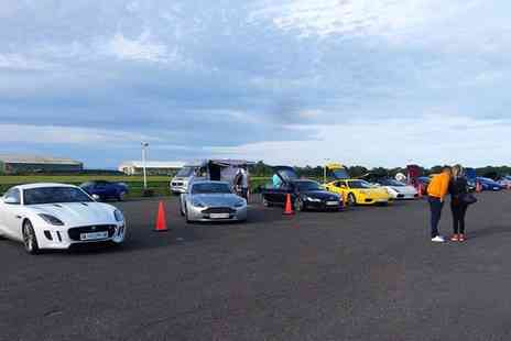 Experience Limits - Choice of Up to Four Super Cars - Save 0%
