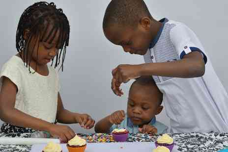 Cakes and Sugarcraft Supplies  - Kids Cupcake Decorating Classes for One - Save 37%