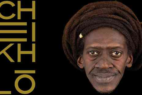 AGMP - Cheikh Lo Live at Under the Bridge on 29 January - Save 0%