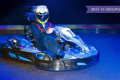 Chequered Flag - 25 Minutes of Karting  - Save 48%