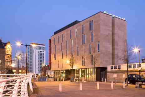 Sleeperz Cardiff - One to Three Nights stay For Two With Breakfast - Save 0%