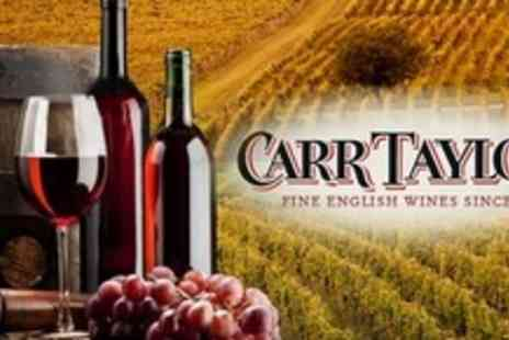 Carr Taylor Vineyard - One Year Vine Sponsorship Gift Package With Guided Tour and Wine Tasting Plus Bottle of Wine - Save 63%