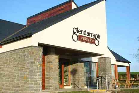 Glendarragh Valley Inn - One to Three Nights stay For Two With Breakfast, Dinner and Late Check Out  - Save 44%