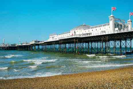 The Brighton Hotel - One or Two Nights stay For Two With Breakfast  - Save 35%