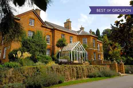 Sedgebrook Hall - One Night stay For Two With Breakfast Plus Dinner and Wine - Save 0%