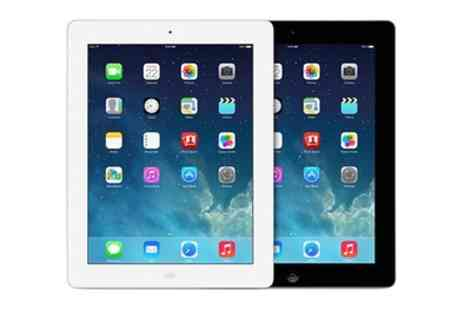 BestBuyPhoto - Apple iPad 4 Wi-Fi Plus 4G, 16GB, 32GB or 64GB With Free Delivery - Save 0%