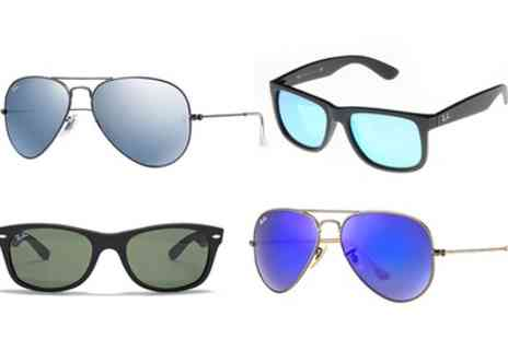 Groupon Goods Global - Ray Ban Sunglasses in Choice of Style With Free Delivery - Save 47%