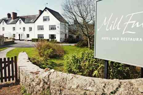 Mill End Hotel - Two Night Country House Stay with Meals and Bubbly - Save 48%