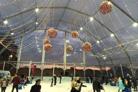 Meadowhall On Ice - Ice skating session for two - Save 47%