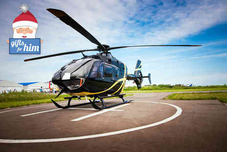 Whizzard Helicopters - Pilot training experience with a 15 minute helicopter lesson - Save 0%