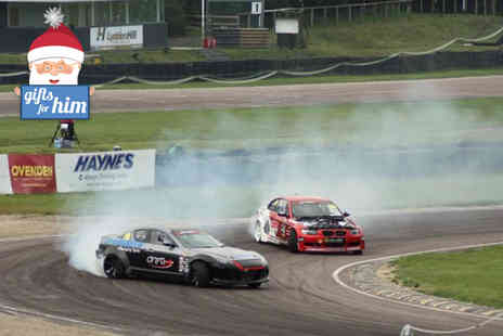 Drift Elite - Two hour drifting experience and passenger thrill ride for one - Save 67%