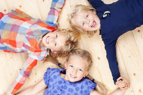Caterham Photography - One hour kids group photoshoot party and a print each - Save 87%