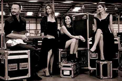 Live Nation - The Corrs White Light Tour Plus Special Guests The Shires  - Save 0%