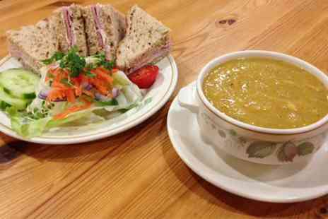 Bridge Farm Barns - Soup and Sandwich for Two  - Save 0%