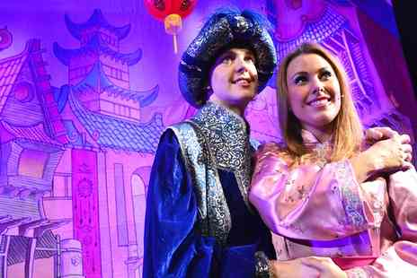 Peepul Centre - One Ticket to Aladdin Pantomime on  19 to 28 December   - Save 33%